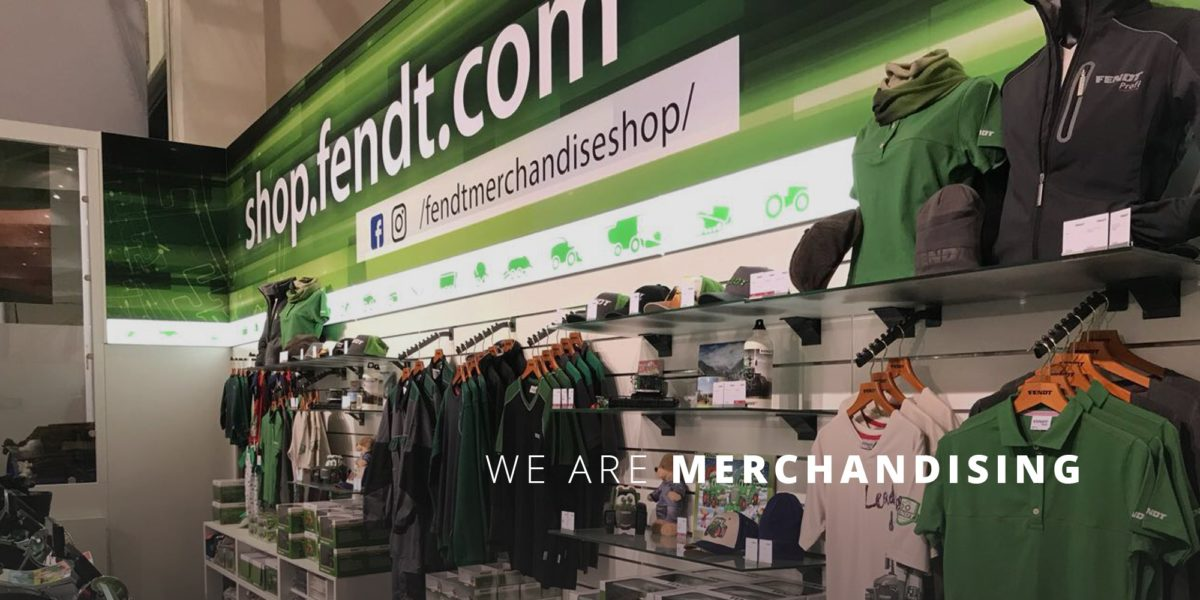 WR-Events, EVENT- & PROJEKTMANAGEMENT: Merchandising