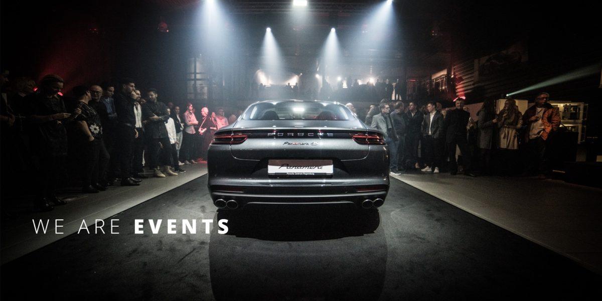 WR-Events, EVENT- & PROJEKTMANAGEMENT: Events