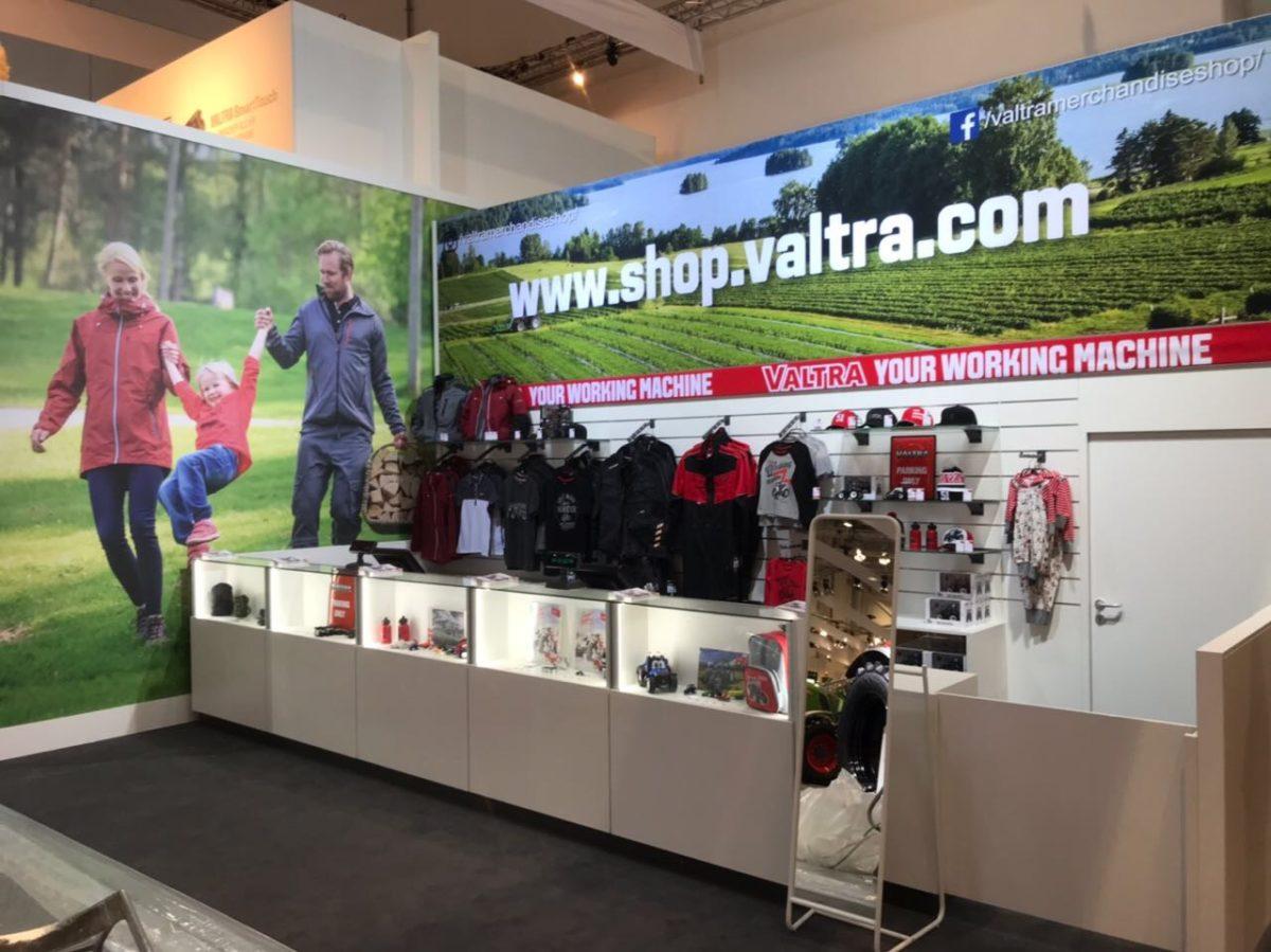 Valtra Shop